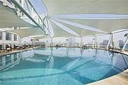 佛山恒安瑞士大酒店2天1晚( 含双人自助早餐+双人自助晚餐+健身房+泳池)