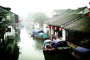 泰州出发畅游江南<苏州园林,寒山寺++江南古镇周庄跟团3日游>自在出行