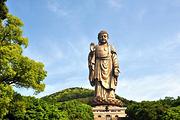 无锡必玩景点,100%真纯玩!灵山大佛+梵宫+蠡园+太湖游船+西施岛1日游!