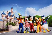 毕业主题狂欢,放松一夏:纯玩无购物-畅游双园(海洋公园+迪士尼)香港澳门5日