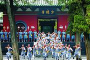 魅力河南纯玩3日游 高铁至郑州少林寺+龙门石窟+清明上河园+包公祠+铁塔