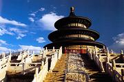 北京天安门,故宫,八达岭长城,颐和园,圆明园,恭王府,定陵双卧直达3日游