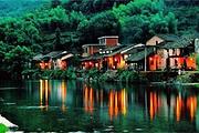 独立包团50人起梅州三河坝、大埔博物馆、张弼士、玻璃桥、住江畔人家2天游