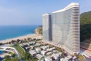 高空无边际泳池阳江海陵岛闸坡北洛秘境度假酒店私沙滩泳池2天1晚套餐