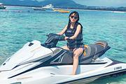 加井岛户外一日游(远海潜水+香蕉船+摩托艇)