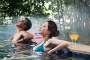 <沈阳到辽中花溪地温泉一日游>生态温泉+儿童戏水区+泳池+午餐