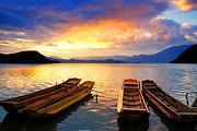 西昌泸沽湖4日|泸沽湖升级湖景房🔥<经典360°环湖全景游>|赠送火盆烧烤