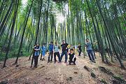 超值特惠星溪线穿越十里竹林,打卡溪头村,品尝特色竹筒饭