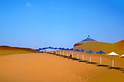 内蒙古草原沙漠旅游 呼和浩特出发希拉穆仁草原响沙湾二日跟团游 呼和浩特周边游