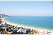 豪华海景房带私家沙滩!惠州巽寮湾金禧丽景海公园度假酒店两天自驾游!含双早