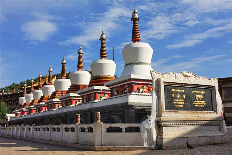 青海西宁旅游景点景区 塔尔寺一日游