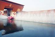 禅修之旅游览陕西法门寺景区,自选入住扶风法门寺酒店或扶风法门寺佛光阁酒店