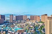 错峰出游¥九月优惠✈享3.3万平方米巨无霸水上乐园+接送机|三亚湾红树林4天