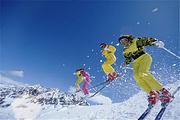 北京出发直达张家口崇礼滑雪季畅滑五大雪场3天2晚自由行经济酒店住宿