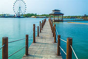 来渔岛开启夏天1晚渔岛菲奢尔海景温泉度假酒店+早餐+温泉+双人渔岛景区