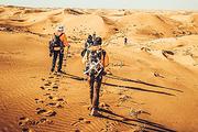 徒步内蒙 腾格里沙漠 五湖连穿 天鹅湖 月亮湖等 全国出发4日跟团旅游