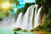 贵阳-青岩古城-黄果树高铁3日游,含往返高铁票,黄果树瀑布,水帘洞,湿地公园