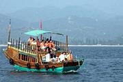 (包团定制)惠州海滨温泉+水上乐园/三角洲岛、烧烤篝火、捕鱼、住海边公寓二天