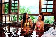 温泉特惠玉龙山氡泉度假村1间1晚(房型套餐自选) +温泉双人套餐