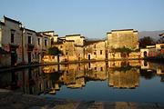 散客纯玩上午或下午宏村半日游 赏徽派建筑,世界文化遗产