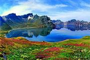 吉林、长白山、地下森林、镜泊湖、吊水楼瀑布、朝鲜民俗村双卧5日游