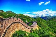 经典北京八达岭长城十三陵定陵一日游,含地宫门票,可升级直升飞机游长城