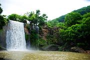 世界六大无污染区之一丹东青山沟飞瀑涧、虎塘沟一日游