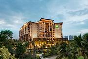 海南清水湾假日度假酒店1-2晚主题房+2大1小家庭套票+亲子营活动+旅拍1次