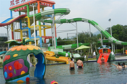 惠州南昆山温泉大观园-高级双畅享水上乐园+赠昆山峡漂流+自助早晚餐+无限温泉