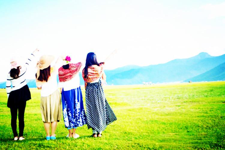 机票+梦幻之旅香格里拉2日游+经典线路二选一普达措或石卡雪山