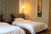 宝地斯帕温泉度假区+园景双标房1晚+2张温泉门票+2人酒店早餐