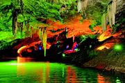 丹东鸭绿江、东汤天沐温泉、本溪水洞纯玩无自费两日游