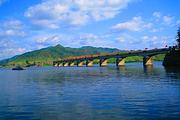 十一特惠丹东一日游_中朝边境欣赏鸭绿江风光_坐游船登河口断桥