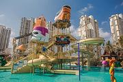 亲子游:三亚湾红树林城市景观房(70平),3.3万平水上乐园门票+定制旅拍