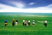 杜尔伯特草原+铁人纪念馆+大庆博物馆+草原越野车+湖泊湿地二日游