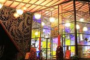双人多种套餐可选大新明仕艺术酒店1晚双早+明仕田园竹筏双门票+德天瀑布双门票