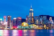 0购物0自费☀香港1日游☀市区观光+太平山+浅水湾+黄大仙+赠维港夜游