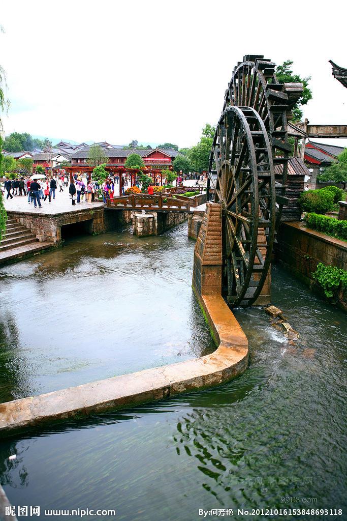 纳西风情心灵故乡偶遇胜地时间停驻丽江古城又称大研古城,位于云南省