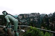 全年特惠岳阳-长沙单高铁张家界国家森林公园、袁家界、天门山玻璃栈道3日游