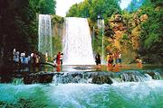 丹东青山沟一日游、丹东一日游、辽宁第一瀑布