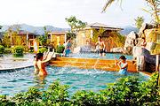 双早双晚!惠州南昆山温泉大观园2天双人游-高双房+温泉+水世界+双早双晚