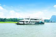 (旅悦假期)大漓江全程游 豪华3星船+航空餐+桂林市区送码头