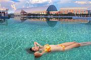 暑期特惠住1晚死海太阳城度假酒店+死海景区门票2张+酒店双人早餐