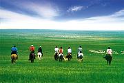 杜尔伯特草原+富裕正洁寺(小布达拉宫)+寿山度假村精品两日游