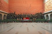 北京到陕西西安、兵马俑、延安壶口瀑布、黄帝陵、明城墙 大雁塔广场卧高5日游