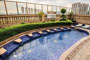 梅州宝丰温泉酒店!高级大床房+含2人自助早餐、温泉门票