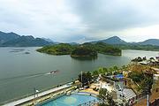 信阳茗阳汤泉国际旅游度假会议中心酒店!园景双床房 含2人自助早餐+温泉门票