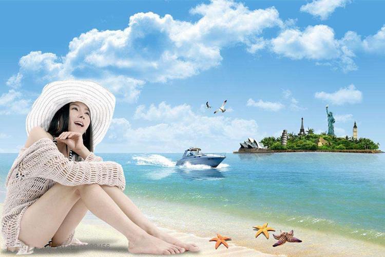 机票+🔥纯玩0购物💚热卖推荐 广西南宁+德天瀑布+北海6日5晚跟团游