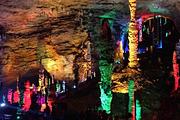 湖南长沙+黄龙洞+张家界大峡谷玻璃桥3日2晚跟团游(4钻)❤️湘西全景-深度游🎉产品新升级☘云天渡玻璃桥☘浪漫玻璃桥☘探地下魔宫☘惊险刺激☘确保无购物🚄