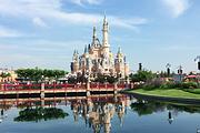 假期嗨翻上海迪士尼外滩东方明珠塔5天+豪华型酒店华美达含双早+无忧专车接机